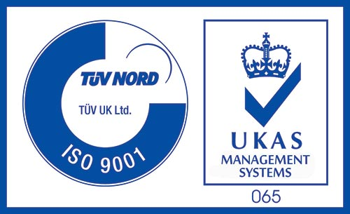 TUV UK UKAS Logo