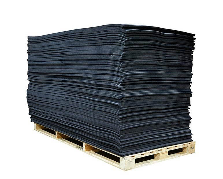 Rubber Sheets Rolls