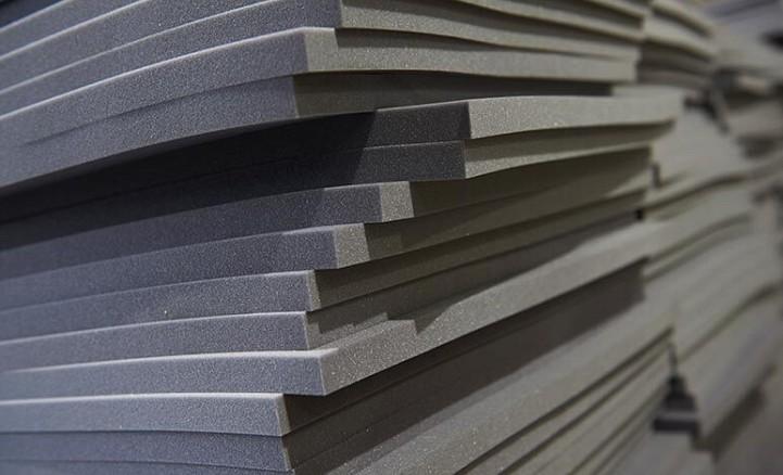 Polyurethane Foam Buns : Foam rubber sheet closed cell sheets alanto