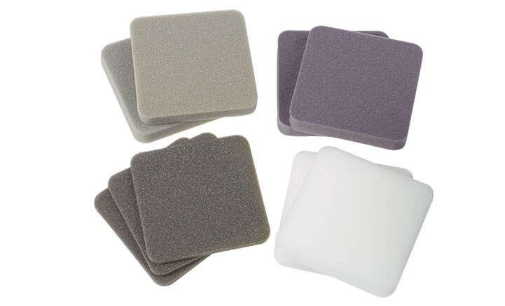 Polyurethane Foam Buns : Polyurethane foam open cell alanto